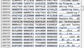 Rigol DS1052E 50MHz to 100MHz scope hack | MightyOhm