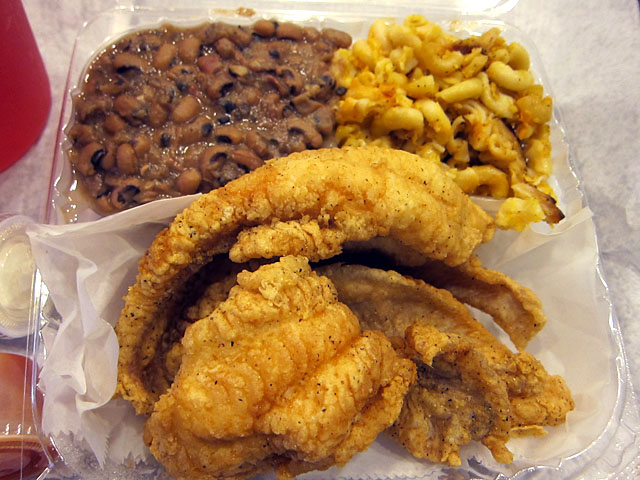 Tea breakfast top soulfood restaurants in america for Bed stuy fish fry