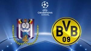 Anderlecht vs Dortmund Preview Match