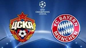 CSKA vs Bayern Champions League Tip