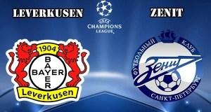 Bayer Leverkusen vs Zenit Preview Match and Betting Tips