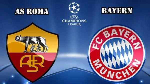 AS Roma vs Bayern Preview Match and Betting Tips