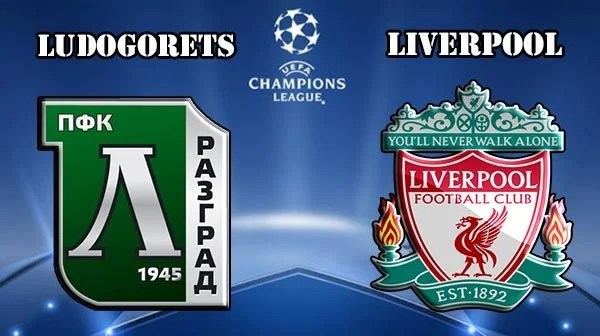 Ludogorets vs Liverpool Preview Match and Betting Tips