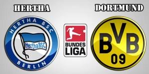 Hertha vs Dortmund Prediction and Betting Tips