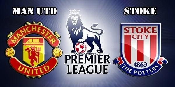 Manchester Utd vs Stoke Prediction and Betting Tips