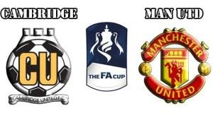 Cambridge vs Manchester United Prediction