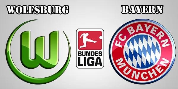 Wolfsburg vs Bayern Munchen Prediction