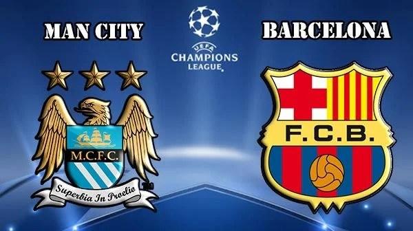 Man City vs Barcelona Prediction and Betting Tips
