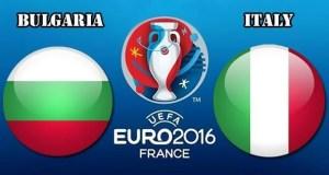 Bulgaria vs Italy Prediction and Betting Tips