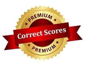 Correct Scores