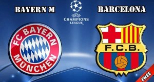 Bayern vs Barcelona Prediction and Betting Tips