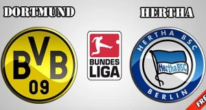 Borussia Dortmund vs Hertha Prediction and Betting Tips