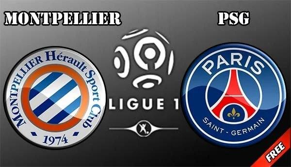 Montpellier vs PSG