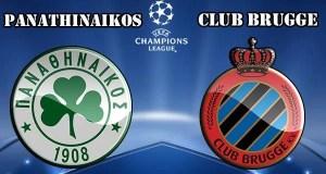 Panathinaikos vs Club Brugge Prediction and Betting Tips