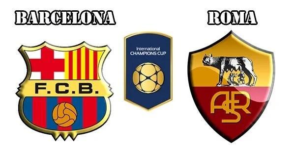 Barcelona vs Roma Preview