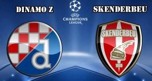 Dinamo Zagreb vs Skenderbeu Prediction