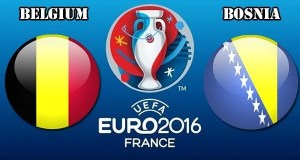 Belgium vs Bosnia Prediction and Preview