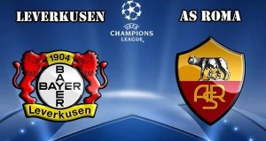 Bayer Leverkusen vs Roma Prediction and Preview
