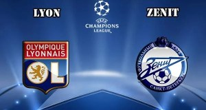 Lyon vs Zenit Prediction and Betting Tips
