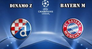 Dinamo Zagreb vs Bayern Prediction and Betting Tips