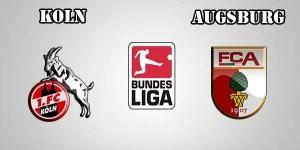 Koln vs Augsburg Prediction and Betting Tips