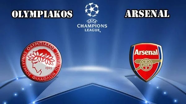 Olympiakos vs Arsenal Prediction and Betting Tips
