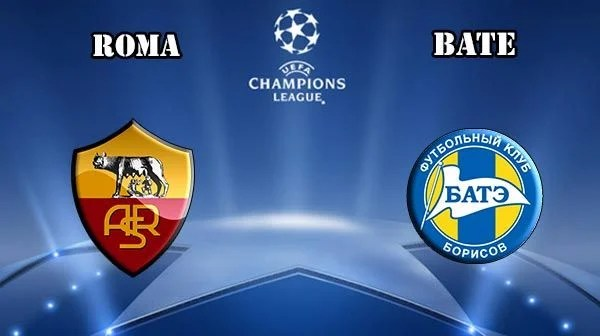 Roma vs BATE Prediction and Betting Tips