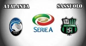 Atalanta vs Sassuolo Prediction and Betting Tips