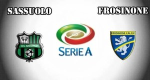 Sassuolo vs Frosinone Prediction and Betting Tips