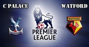 Crystal Palace vs Watford Prediction and Betting Tips