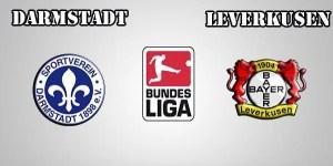 Darmstadt vs Leverkusen Prediction and Betting Tips