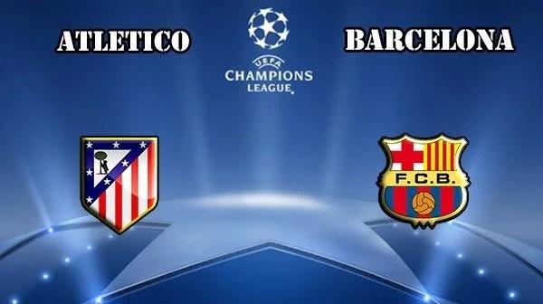 Atletico Madrid vs Barcelona Odds: