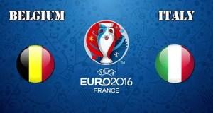 Belgium vs Italy Prediction and Betting Tips EURO 2016