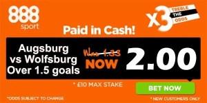 Augsburg vs Wolfsburg Prediction and Bet
