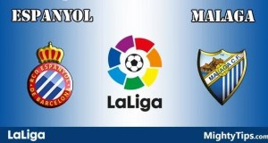 Espanyol vs Malaga Prediction and Betting Tips