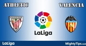 Athletic vs Valencia Prediction and Betting Tips