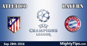 Atletico vs Bayern Prediction and Betting Tips