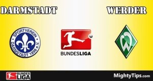Darmstadt vs Werder Prediction and Betting Tips