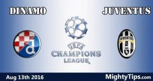 Dinamo Zagreb vs Juventus Prediction and Betting Tips