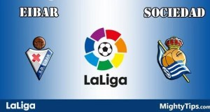 Eibar vs Sociedad Prediction and Betting Tips