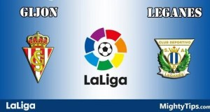 Gijon vs Leganes Prediction and Betting Tips