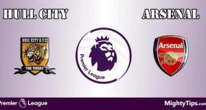 Hull City vs Arsenal Prediction and Betting Tips