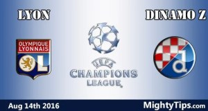 Lyon vs Dinamo Zagreb Prediction and Betting Tips