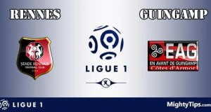Rennes vs Guingamp Prediction and Betting Tips
