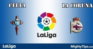 Celta vs La Coruna Prediction and Betting Tips