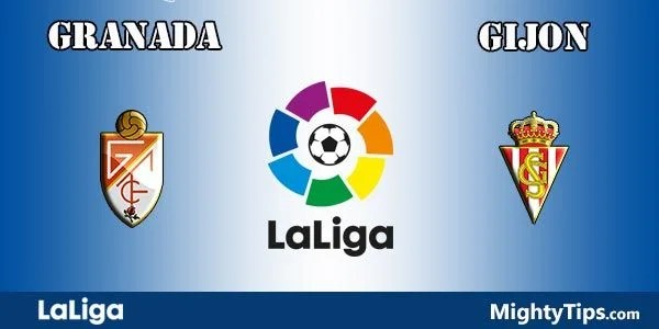 Granada vs Gijon Prediction and Betting Tips