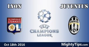 Lyon vs Juventus Prediction and Betting Tips