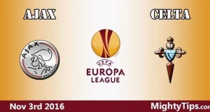 Ajax vs Celta Prediction and Betting Tips