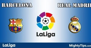 Barcelona vs Real Madrid Prediction and Betting Tips