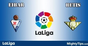 Eibar vs Betis Prediction and Betting Tips